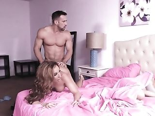 Muscled Boy Tool Fucks The Asian Female And Bodacious Stepmom