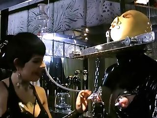 Decadent Threesome Practice Can't Be Finer For Lady Kandy In The Room