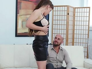 Cootchie And Caboose Poking With A Large Dick And A Facial Cumshot For Neeo