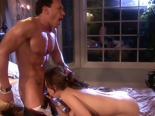 Horny Wifey Holly West Masturbates And Her Paramour Helps Her Jizz