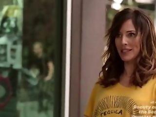 Krista Allen - Significant Mom (2015) S01e01 Cleavage