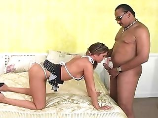 Horny Chick Spring Thomas Gets Her Humid Slit Munched And Banged