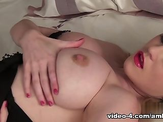 Fabulous Adult Movie Star Brookie G. In Crazy Big Tits, Blonde Porno Movie