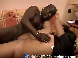 Epic Round Arse Needs To Be Breached By A Big Black Cock